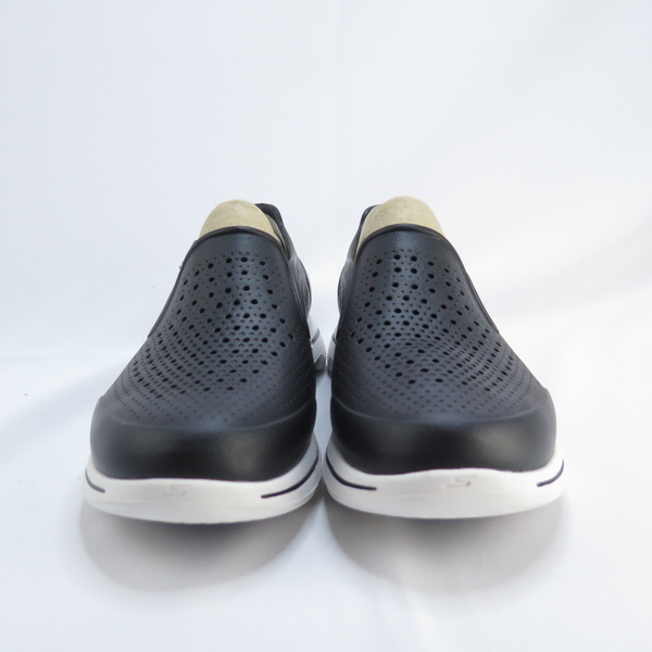 Skechers GO WALK5 EASY GOING 休閒鞋 243000BKW 男款 黑【iSport愛運動】