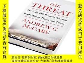 二手書博民逛書店威脅:FBI如何在恐怖與川普的時代保護美國(FBI前副局長)英文