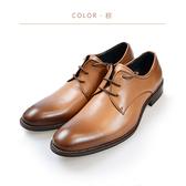 Waltz-素面紳士德比鞋 212187-06棕