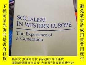 二手書博民逛書店socialism罕見in western europeY26220 見圖 見圖 出版1984