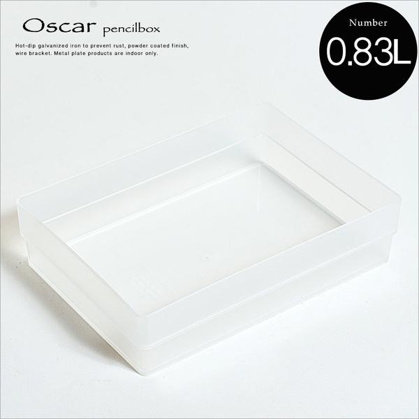 收納 置物架 收納盒【R0107】SB方塊盒0.83L 樹德MIT台灣製 完美主義