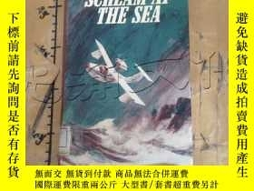 二手書博民逛書店Scream罕見at the SeaY252403 Christ