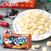韓國 ORION 好麗友 鯊魚餅乾 (鮮蝦塔塔醬) 40g 海洋餅乾 好多魚 餅乾 小魚餅 零食 韓國餅乾