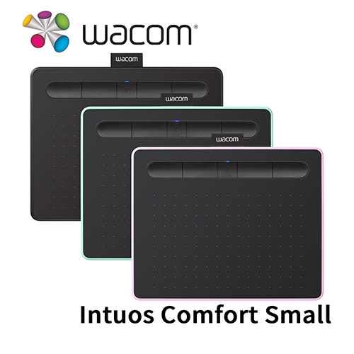 Wacom INTUOS Comfort Small 繪圖板 CTL-4100WL (藍牙版)