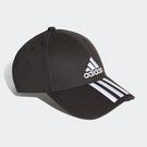 ADIDAS 19SS 老帽 黑 帽子 6 PANEL CLASSIC 3S CAP系列  DU0196 【樂買網】