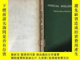 二手書博民逛書店ARTIFICIAL罕見INTELLIGENCE 人工智能(英文