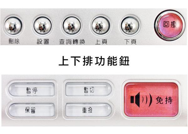 免運費TECO東元來電顯示有線電話 (XYFXC011)