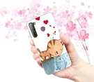 [U20 軟殼] HTC U20 (5G) 手機殼 外殼 貓戀魚