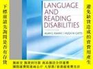 二手書博民逛書店Language罕見And Reading Disabilities (3rd Edition) (allyn &