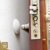 門頂門後牆面矽膠防撞靜音墊 開門、門吸門把手防噪防碰片防撞粒【UA043】《約翰家庭百貨