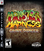 PS3 怪物瘋狂:嚴重危險(美版代購)