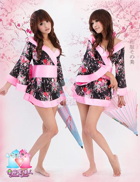 【愛愛雲端】傾心之夜!迷惑女人香和服組 R8NA09030056