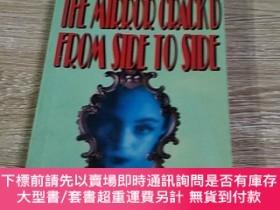 二手書博民逛書店the罕見mirror crack d from side to side(破鏡)Y212829 阿加莎 外文