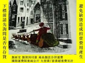 二手書博民逛書店a罕見visit from st.nicholas 028Y18