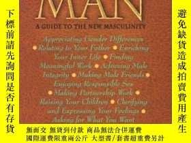 二手書博民逛書店Being罕見a Man: Guide to the New M