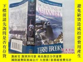 二手書博民逛書店The罕見Scions of ShannaraY9532 Ter