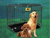 寵物圍欄折疊鐵籠加長加粗便捷款TW