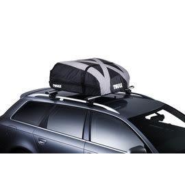 【早點名露營生活館】Thule Ranger 90 都樂摺疊式車頂行李箱/軟式行李包