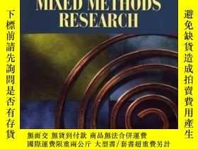 二手書博民逛書店Designing罕見And Conducting Mixed Methods ResearchY256260