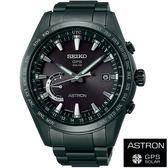 【僾瑪精品】SEIKO ASTRON 衛星校時GPS 鈦金屬太陽能腕錶-黑/45mm-8X22-0AG0SD/SSE089J1