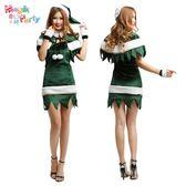 【雙十二】狂歡圣誕節成人Cosplay演出服裝綠色圣誕精靈小飛俠錶演衣服彼得潘    易貨居