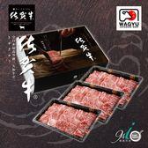 日本嚴選和牛- A5佐賀牛/ 雪花燒烤片 (3入家庭組) 600g