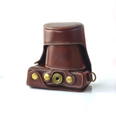佳能微單相機包EOSM6M50M100M10200DM5M3RP保護套皮套殼 教主雜物間