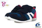 Moonstar月星 HI系列 3E寬楦 寶寶運動鞋 小童 輕量 日本機能鞋 I9618#藍色◆OSOME奧森童鞋