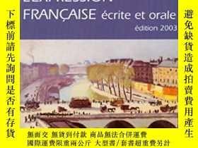 二手書博民逛書店法文原版書罕見L Expression Francaise C. Abbadie (Author)Y33968