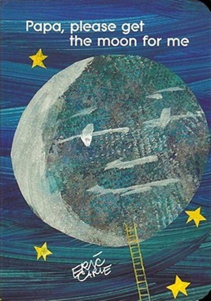 (二手書)Papa, Please Get the Moon for Me (Board Book)