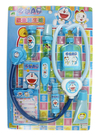 【卡漫城】 Doraemon 醫護組 ㊣版 哆拉A夢 小叮噹 聽筒針筒 扮家家酒 兒童玩具 醫生護士 多啦