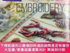 二手書博民逛書店RSN:罕見Raised Embroidery: Techniques, projects & pure insp