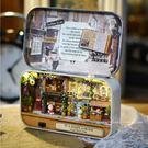 DIY小屋手工盒子智趣屋拼裝房子模型情侶創意女生浪漫生日禮物  hh502『美鞋公社』