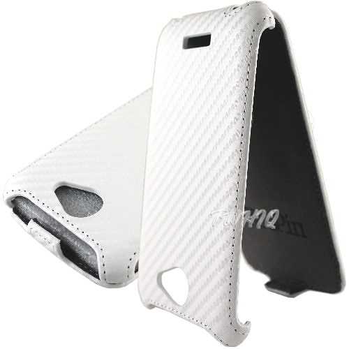 HTC One S Special Edition 特別版 動感卡夢紋 下掀式/翻蓋式 手機皮套