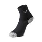 VICTOR 男抗菌消臭機能襪(台灣製 中筒 止滑 訓練 襪子 免運 ≡排汗專家≡