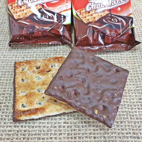 香濃厚醬巧克力脆餅 600g【2019070400024】(印尼零食)