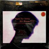 【停看聽音響唱片】【彩膠LP】Waltz for Debby Bill Evans Trio with Scott LaFaro,Paul Motian