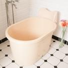 【頭枕式SPA泡澡桶220L】免運 聯府 大浴盆 澡缸 浴缸 泡湯 洗澡 台灣製造 BX1 [百貨通]