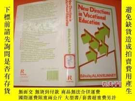二手書博民逛書店New罕見directions in vocational educat ionY14635 請參考圖片 外文
