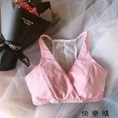 純棉舒適哺乳文胸喂奶防下垂聚攏有型全棉胸罩