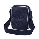 New Balance 斜背包 Classic Crossbody Shoulder Bag 深藍 白 男女款 外出 隨身小包 【ACS】 LAB93008TNV