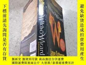 二手書博民逛書店witch罕見and wizard女巫和巫師Y200392