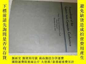 二手書博民逛書店Proceedings罕見of the Eastern Join