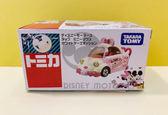 【震撼精品百貨】Micky Mouse_米奇/米妮 ~TOMICA 白色情人節紀念版#82291