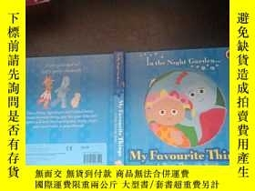 二手書博民逛書店In罕見The Night Garden: My favourite thingsY333530 英文原版 少