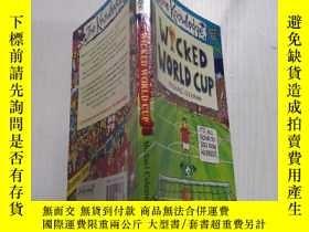 二手書博民逛書店Wicked罕見world cup邪惡的世界杯Y212829