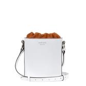 meli melo-Santina mini 雲朵白桶包