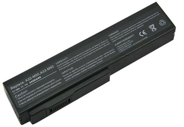 華碩n43電池 (電池全面優惠促銷中) N43 N43SL n53jf N61v N61JQ N53SN N53SV b23e 電池6芯 #6