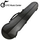 JYC Music JA-150中提琴盒15.5-17吋-黑色斜紋款/具備溼度計/羽量級複合材料
