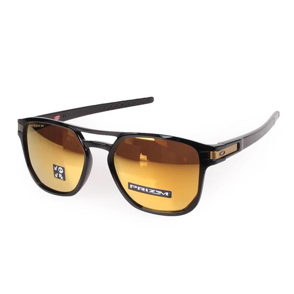 OAKLEY LATCH BETA 偏光太陽眼鏡(附鏡袋無鼻墊 免運 抗UV 登山≡排汗專家≡